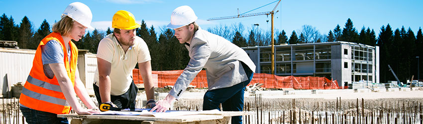 At Bill Owen Insurance Brokers, we can help you with your construction insurance.