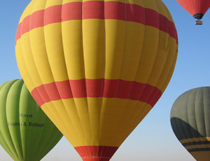 Leave your hot air balloon insurance with us at Bill Owen Insurance Brokers.