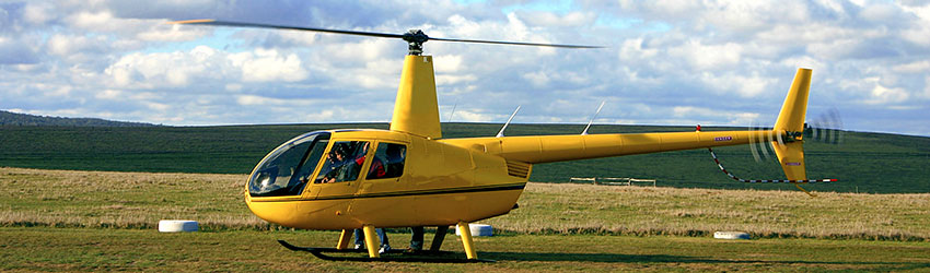Insure your helicopter with Bill Owen Insurance Brokers for the best price and advice.