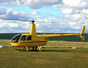 Insure your helicopter with Bill Owen Insurance Brokers.