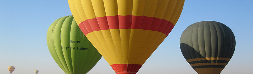 Bill Owen Insurance Brokers can help you find the best Hot Air Balloon Insurance available.